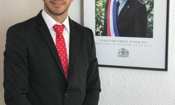 """Seremi Felipe Porflit: """"Trabajaremos por una región con energía limpia, segura, económica y moderna"""""""