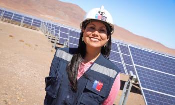Atacama y su liderato en materia de energía solar fotovoltaica
