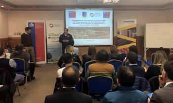 Servicios Públicos y profesionales de la CORMUPA se capacitaron en eficiencia energética y buenas prácticas pa...