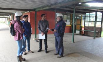 Liceo Industrial de Valdivia instalará paneles solares para generar electricidad