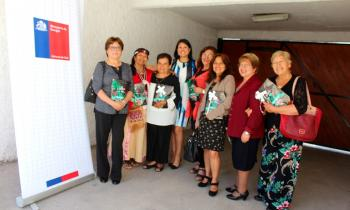Seremi de Energía y lideresas de Copiapó proyectaron en conjunto el 2020