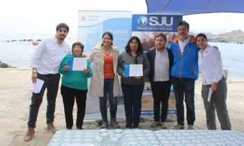 Industria eólica entregó 120 millones para proyectos comunitarios a localidades de Freirina